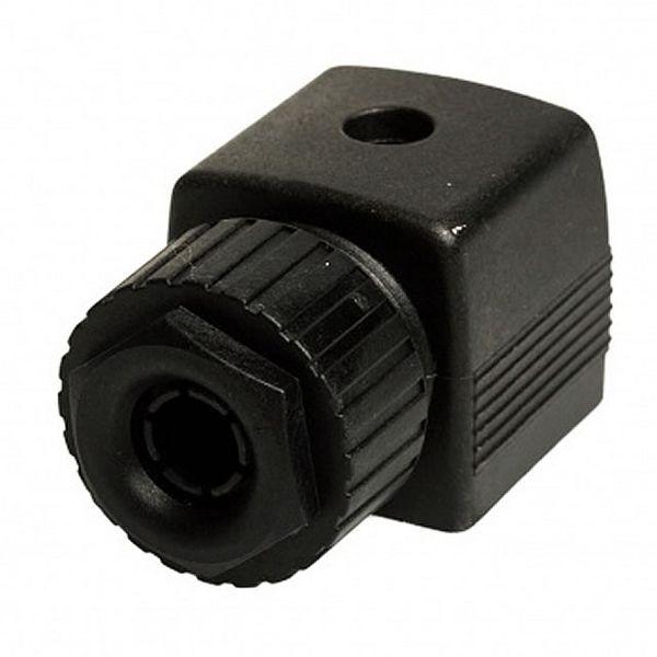 Steckverbinder für Magnetventil 3P+E