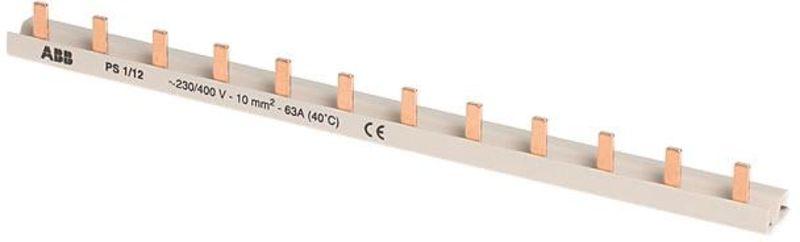 Phasenschiene  PS1//60 für Sicherungsautomaten Nr 4037.5166